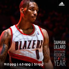 @adidasHoops: It ain't fair that QUICK gets NBA Rookie of the Year