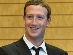 Mark Zuckerberg is not only the king of social media; he is also the king of New Year's resolutions!   Did you know that in 2009, he vowed to wear a tie ever day to work instead of hoodies & t-shirts?  Be sure to click on the link to read more about his past resolutions!  #newyears #resolutions #markzuckerberg