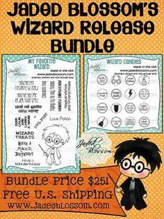 Image of Wizard Bundle Magic Show, O Love, Wizards, Blog, Free, Image, Blogging
