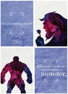 Disney vs. Marvel by shayla miller