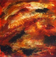 Art, Home Decor, Large Abstract Painting, Gold: 24kt Dreams $495.00
