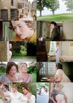 Pride and Prejudice directed by Simon Langton (TV Mini-Series, BBC, 1995) #janeausten #fanart