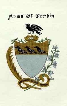 Corbin Coat of Arms