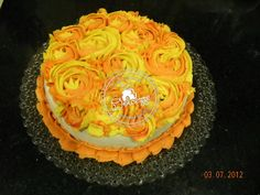 Pastel Roseton Naranja https://www.facebook.com/370578873540/photos/a.10153090890138541.1073741837.370578873540/10153091007088541/?type=3&theater