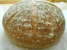 Bezlepkový kváskový chlieb s orechmi (fotorecept) - recept | Varecha.sk Martha Stewart, Bread, Food, Breads, Bakeries, Meals