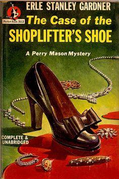 Perry Mason Shoplifter S Shoe