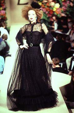 Yves Saint Laurent: Haute Couture Fall 1996