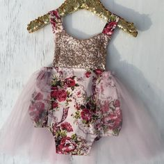 "Sparkle Romper® on Instagram: ""How gorgeous is our NEWEST #sparkleromper it's made with Parisian fabrics that I fell in love with in Paris' garment district and brought back to make a few Sparkle Rompers®. Available to purchase and ready to ship tonight a https://presentbaby.com"