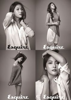 KARA's Gyuri goes casual chic for 'Esquire'