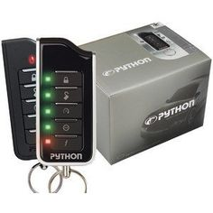 Python 5204P 524 Responder LE 2-Way Security with Remote Start by Directed Electronics. $147.87. Python 524 Responder LE 2 Way Security With Remote Start
