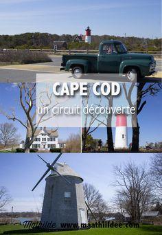 Cape Cod, près de Boston : mon circuit idéal pour découvrir le cap en une journée