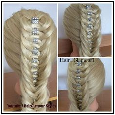 🎥 #hair #ribbonbraid #ribbon #hair_glamour1 #braid #fishtailbraid #repost #braidstyles #braidinghair