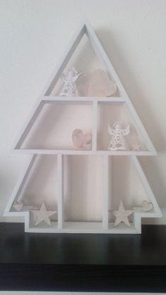 Kerstboom letterbak