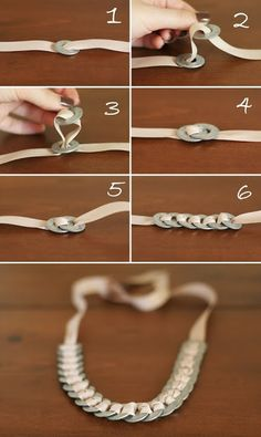 DIY  Necklace! #diy #necklace #jewelry
