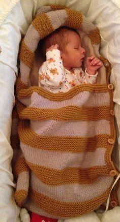 Baby Snuggle Bag Baby Bunting Blanket Bag Hooded by CJsHandknits, £63.00