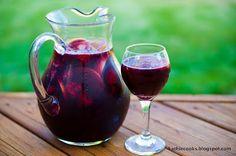 Kathie Cooks...: Best Party Sangria Recipe