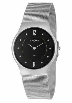 Skagen Mesh Men's Quartz Watch O233LSSB1 Skagen. $59.00