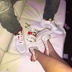 His and Her shoes ◻️ pinterest: b_ox