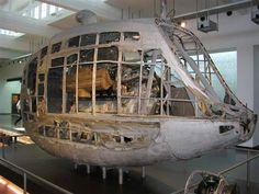Hindenburg Engine car.