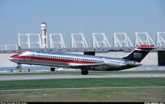Aviation Photo McDonnell Douglas - US Airways Us Airways, United Airlines, Military Aircraft, Towers, Jets, Airplanes, Engine, Aviation, The Unit