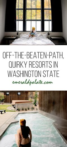 Oh The Places You'll Go, Cool Places To Visit, Places To Travel, Travel Destinations, Seattle Travel, Seattle City, Seattle Area, Unique Hotels, By Train