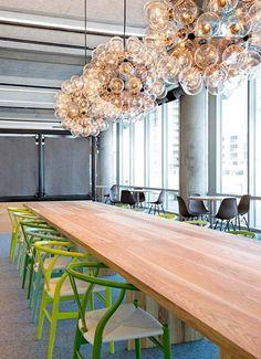 No Dead Zones: Studio O+A's Giant Office for Cisco | Projects | Interior Design