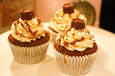 Rolo Cupcake Recipe