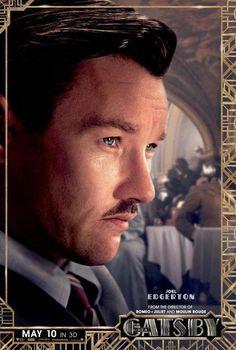 Joel Edgarton as Tom Buchanan