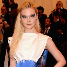 The muse: Elle Fanning