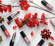 Avon Cosmetics Flatlay