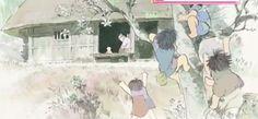 The Tale of Princess Kaguya trailer