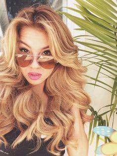 HAIR | M E G H A N ♠ M A C K E N Z I E