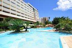 Piscina del Dominican Fiesta Hotel & Casino