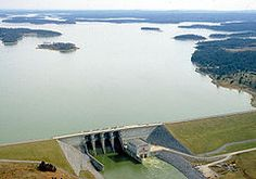 Percy Priest Lake and Dam