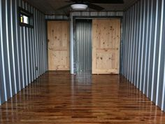 Converted 8×40 container Home/Cabin