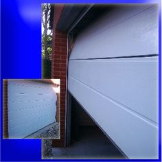 Hormann sectional garage door