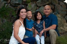 Family Photo Session 2015 - by C. Britain Photography
