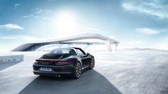 New Porsche 911 Targa 4S (3200×1800)