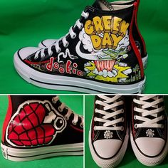 70812c3b00d4 230 Best Custom Converse Sneakers images