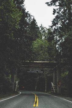 "banshy: "" Mt Rainier National Park // Jay Snipez """