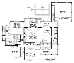 68 Best Houseplans Images On Pinterest In 2018 Dream Home Plans