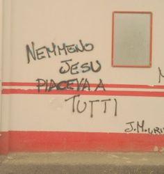 Star Walls - Scritte sui muri. — Lo Special One