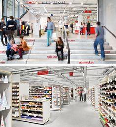 Modulor #Berlin, huge art supply store, everithing that anykind of Artist needs.