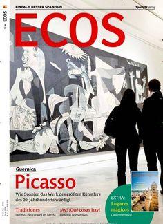 #Picasso Wie #Spanien das Werk des größten #Künstler des 20. Jahrhunderts würdigt 🇪🇸  Jetzt in Ecos:  #Spanischlernen