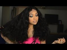Pretty Summer Curly Hair Glueless Lace Wigs+ Bestlacewigs 10th Anniversary Sale - YouTube