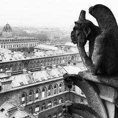 Paris, Notre Dame Catedral