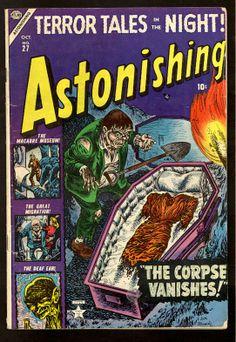 Horror Comics | Props for Rent & Portfolio :: Horror Comic Covers :: astoni27