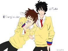 Sam and Taurtis