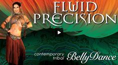 Fluid Precision: Tribal Fusion Belly Dance, beginner belly dance | World Dance New York