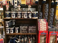 Penn State Gear, The Old Farmer's Almanac General Store.